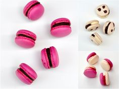 stunning blog all about making macarons - I will be returning to this many times...