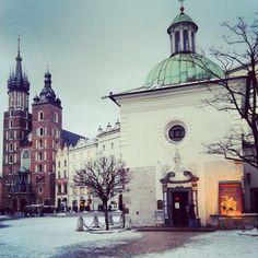 Kościół Św. Wojciecha w Kraków, Województwo małopolskie