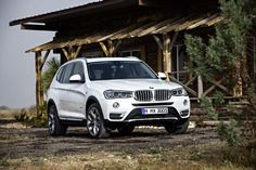 First Look: 2015 BMW X3
