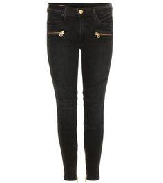 Mid-rise Skinny Jeans Halle