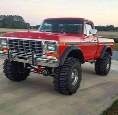 I wish I had this truck. Its old school awesomeness. I wish I had this truck. Its old school awesomeness. 1979 Ford Truck, Ford Pickup Trucks, Jeep Truck, 4x4 Trucks, Diesel Trucks, Custom Trucks, Lifted Trucks, Cool Trucks, Chevy Trucks
