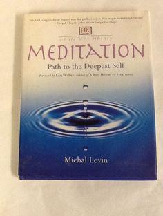 Michal Levin Meditation Path To The Deepest (2002) hardback DK