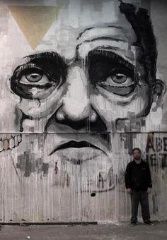 Oporto, Portugal by Draw | Street Art | Street Artists | Art | Urban Art | Modern Art | Urban Artists | Mural | Graffiti | travel | Schomp MINI