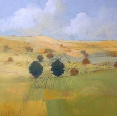 The Valley : landscape paintings : Landscapes, Paul Balmer