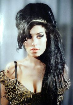 - Amy Winehouse. #music #singer #pop #retropop #rnb #rip #27club #amywinehouse http://www.pinterest.com/TheHitman14/amy-winehouse-%2B/