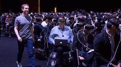 Zuckerbergova armáda ve virtuální realitě způsobila na internetu poprask. Tahle budoucnost lidi děsí - Aktuálně.cz