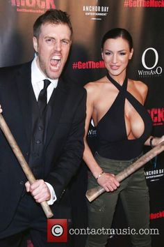 Steve Wolsh and Jordan Carver 1