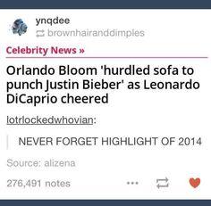 Orlando Bloom | Justin Bieber