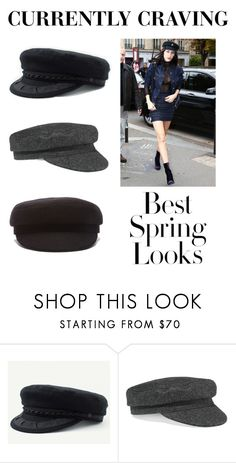 """""""CURRENTLY CRAVING: FISHERMAN HAT"""" by hankristina ❤ liked on Polyvore featuring Goorin, Étoile Isabel Marant and H&M"""