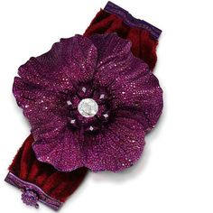 Thank youuu for today's inspiration MARGO RAFFAELLI with this #CUFFGASM Poppy Flower bangle/ brooch from G by Glenn Spiro in Titanium set with diamonds and rubies.