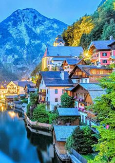 Austria Beautiful Places To Travel, Beautiful World, Monuments, Travel Channel, Greatest Adventure, Beautiful Landscapes, Beautiful Scenery, Nice View, Dream Vacations