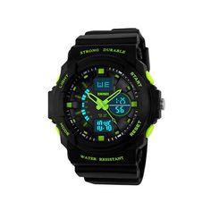 SKMEI Digital LED Display Sports Watches For Men Women Kids Children Quartz Sport Watch Relojes Multifunctional Boy Wristwatches