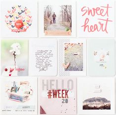 Marivi Pazos Photography & Scrap: Project life #week 20