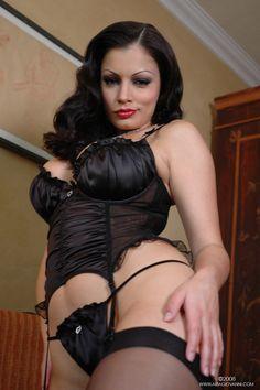 Giovanni lingerie aria black