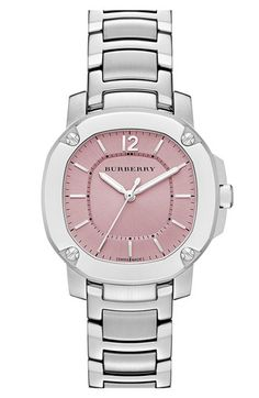 Burberry The Britain Bracelet Watch, 34mm available at #Nordstrom