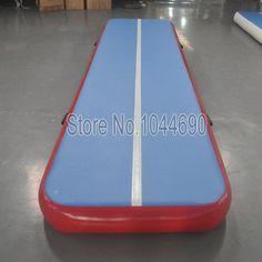 <font><b>Awesome</b></font> 8*2m air track gymnastics,gymnastics air track for party