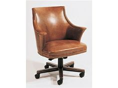 The custom-tailored assortment of Century Chair occasional chairs offers a variety of styles from traditional to contemporary to suit any design need. Many of our frames are hand-carved, a time-honored tradition, rare in furniture manufacturing today. The single biggest difference between Century and ordinary chairs is that every exposed wood frame is available in more than 50 distinctive finishes. #GladhillFurniture #FurnitureDesign #HomeOffice