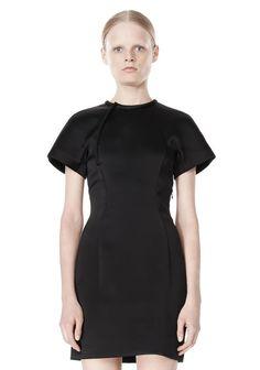 EXCLUSIVE SCULPTED T-SHIRT DRESS