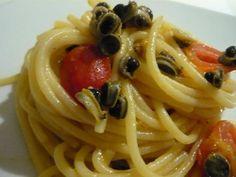 spaghetti alle patelle cilentane