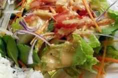 Japanese Steakhouse Ginger Salad Dressing CopyCat Shogun Steak Recipe