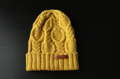 Warm winter hat от ussuriknits на Etsy