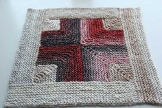 TRICOT : Crossed Blanket (7,50€)