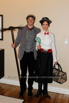 mary poppins costume - Buscar con Google