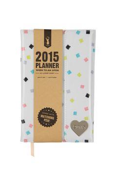 2015 luxury diary A5