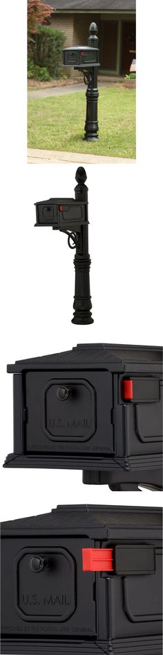 Mailboxes and Slots 20599: Gibraltar Mailbox Stratford Mount Victorian Residential Mail Box Post Combo Set -> BUY IT NOW ONLY: $108.68 on eBay!