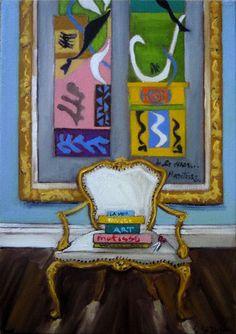 Title- Matisse et Me