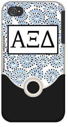 Alpha Xi Delta iPhone Cover