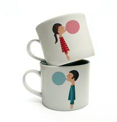 Mugs. Cute :)