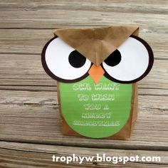 Tales of a Trophy Wife: HOOT Chocolate