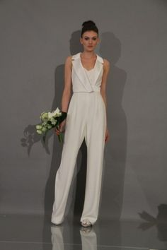 Uniquely different for that unconventional bride. Theia- fall 2012