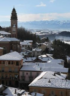Monforte d'Alba, Cuneo, Italy