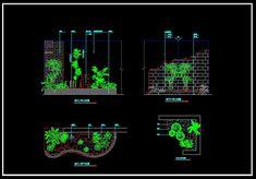 ★【Landscape Design】★ - CAD Files, DWG files, Plans and Details