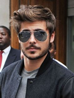 Zac Efron. Oh, what a yummy man he's become :)