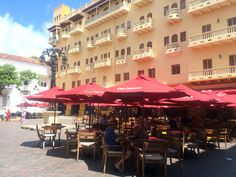 Plaza de el ..... Forgot.... Too much beautiful places