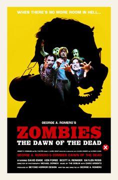 DAWN OF THE DEAD (George A. Romero 1978)