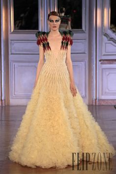 Jan Taminiau Automne-hiver 2012-2013 - Haute couture…