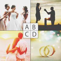 【心理テスト】結婚と聞いてイメージする写真は? 答えでわかる結婚に尻込みする理由