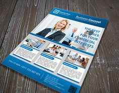 """Check out new work on my @Behance portfolio: """"Business Flyer"""" http://on.be.net/1FoQbhz"""