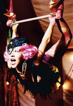Christina Aguilera, The Secret Circus