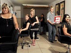 Hair & Beauty in Port Elizabeth - Voucher for a 30min Back, Neck & Shoulder Massage incl Shampoo, Cut, Treatment & Blow-dry at www.bybargainbuys.co.za
