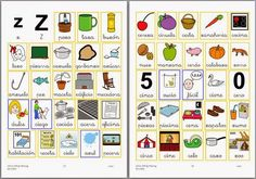 Recursos TIC para un aula PT en Galicia: Lectura con pictogramas2