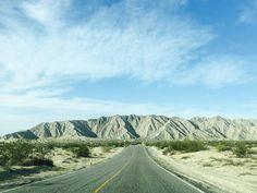 El camino es largo pero el recorrido vale la pena ¡#SanFelipe Te espera! Foto-aventura de amaiamakeup  #way #nature #enjoy #landscape #vacation #travel #trip #Baja #Mexico #BC #adventure