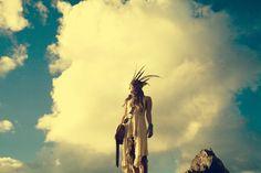 indian spirit, ocean breeze | Beck Rocchi | #bohemian #boho #hippie #gypsy