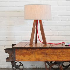 Solstice Table Lamp by Ample