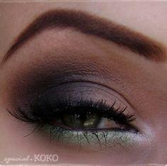 Neutral & Mint http://www.makeupbee.com/look.php?look_id=58827