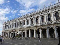 Venetië , Italië  San Marco Plein